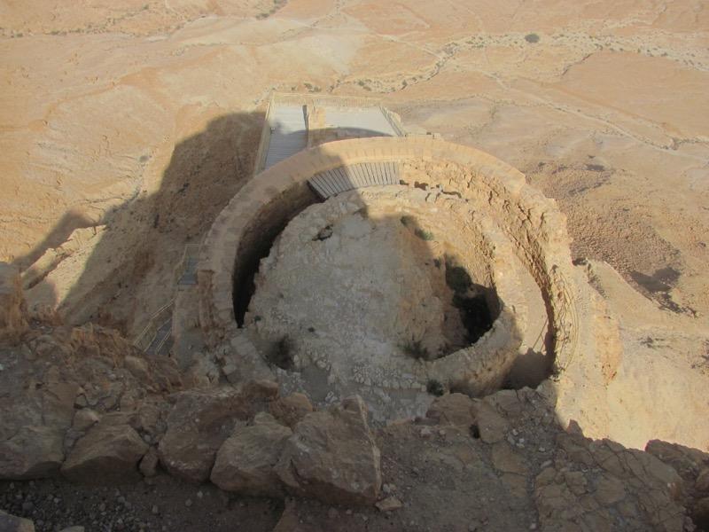 northern palace masada