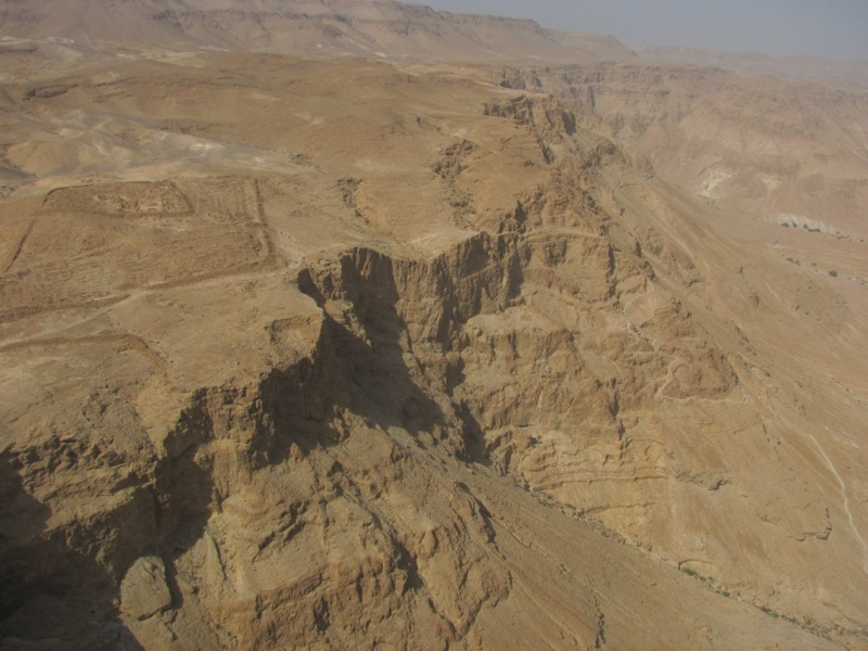 masada judean desert