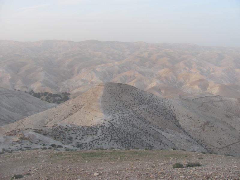 wadi qelt judean desert