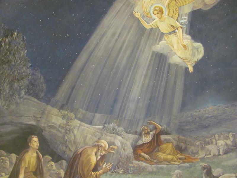 angels chapel of shepherds