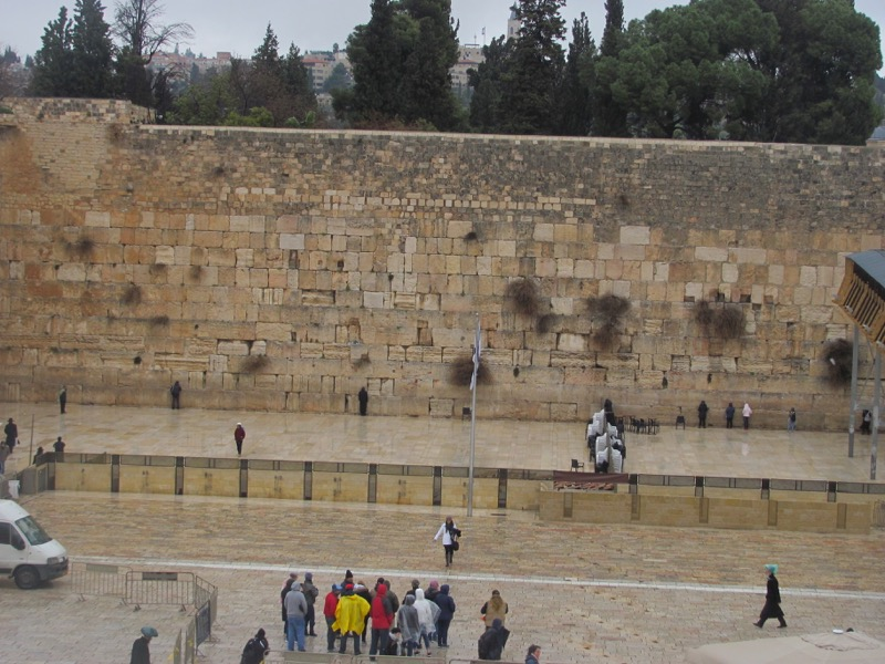January 2016 Israel Tour – Day 8