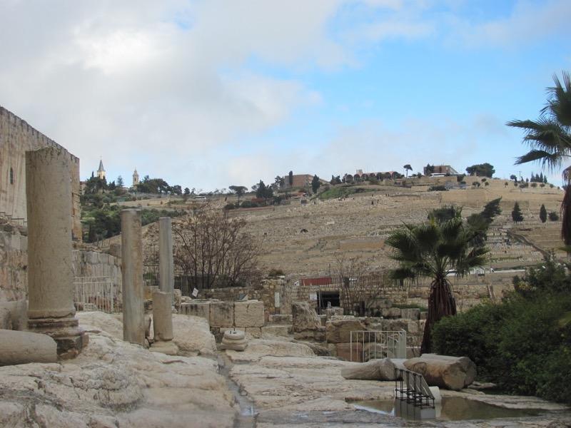 temple steps jerusalem