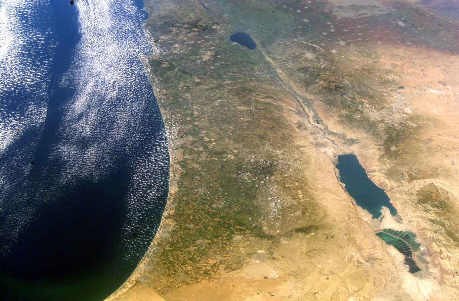 Israel from the Air