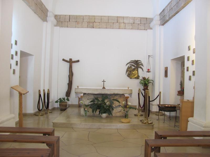 muhraqa mt carmel chapel
