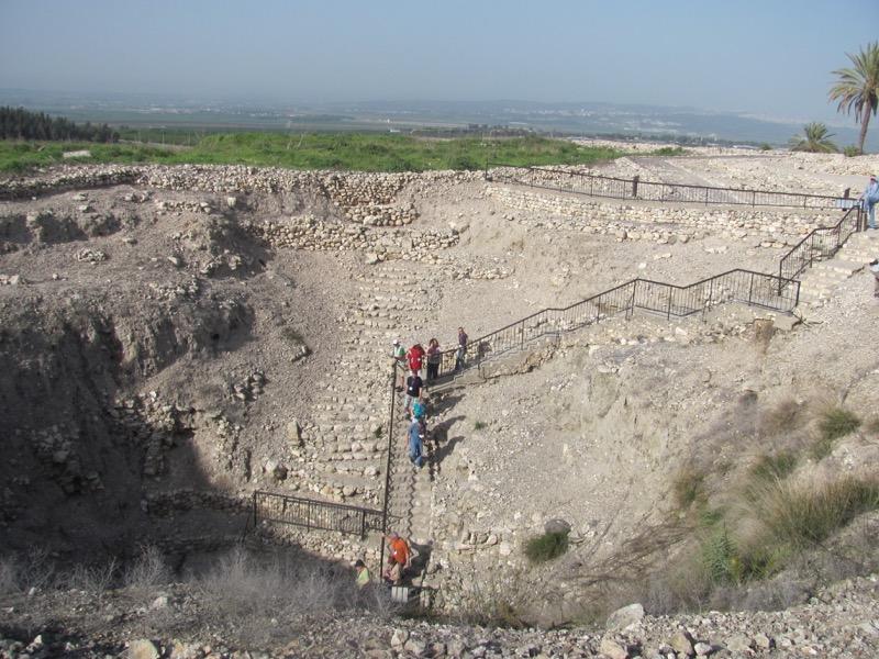 water system megiddo