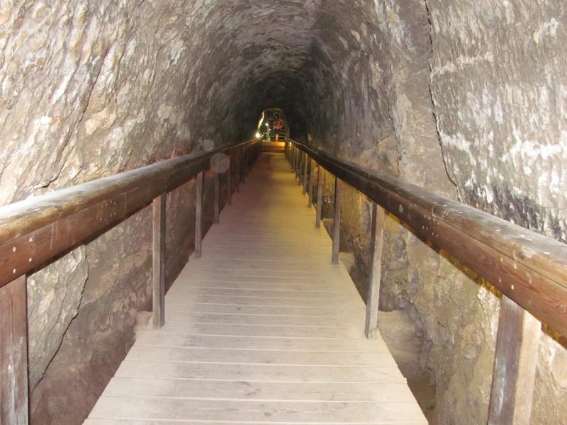 water tunnel megiddo