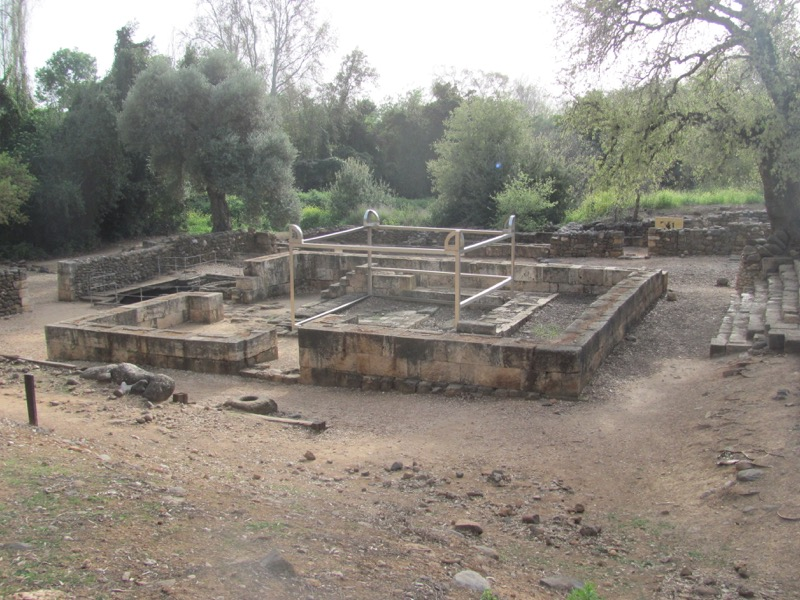 high place altar dan israel