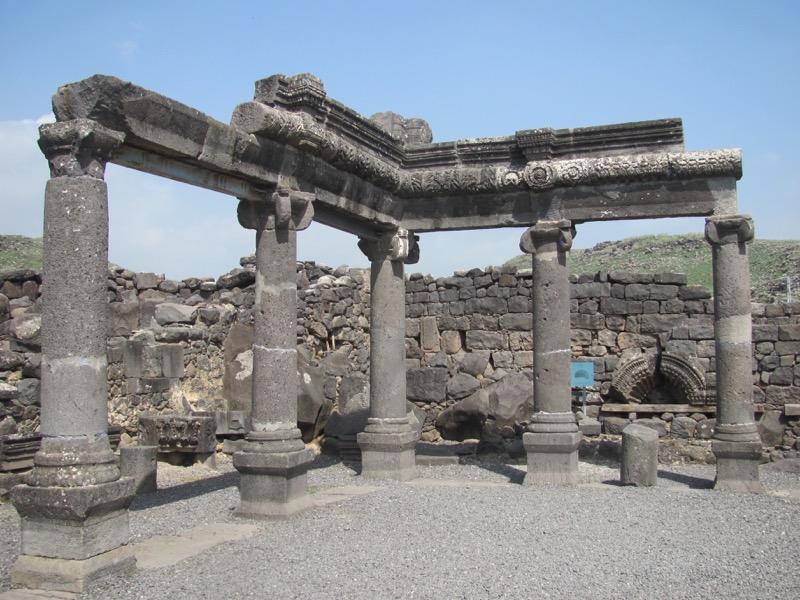 chorazim synagogue