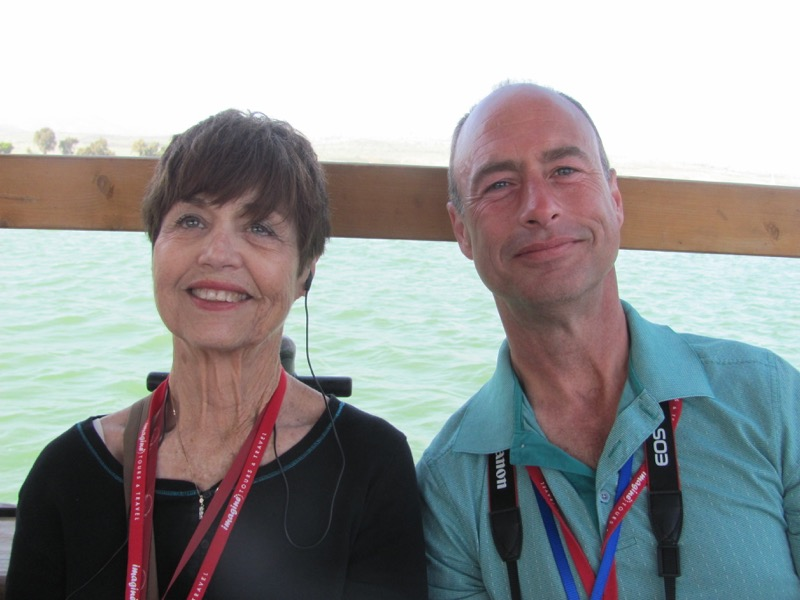sea of galilee boat ride march 2016 israel tour group
