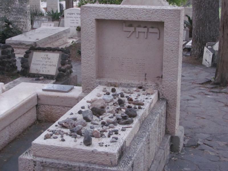 rachel's grave kinneret