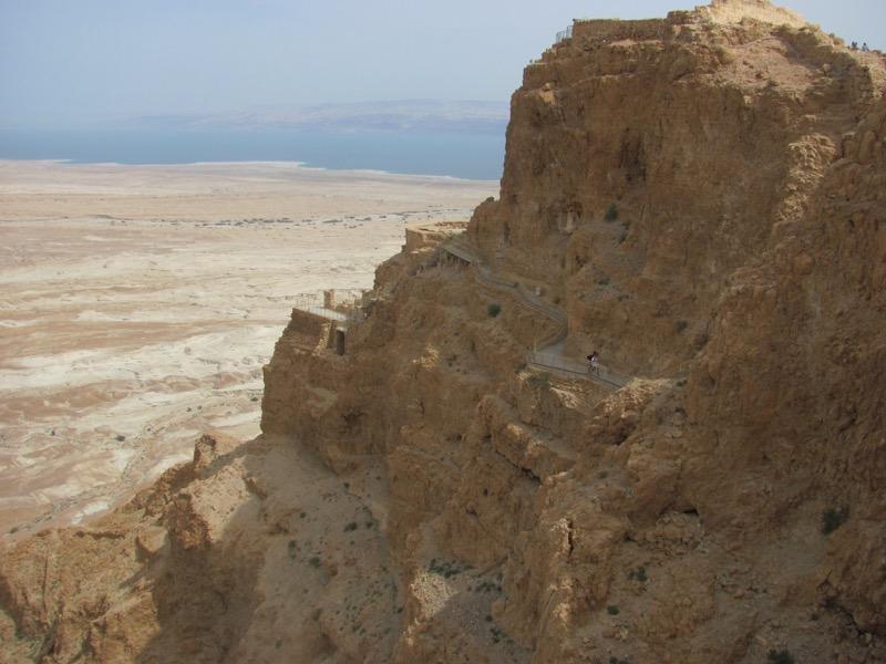 masada norther palace