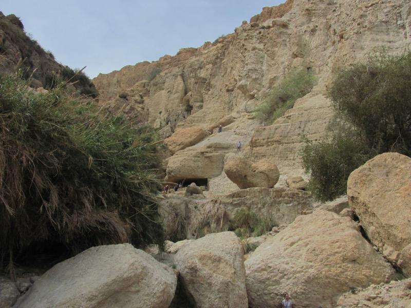 engedi trail
