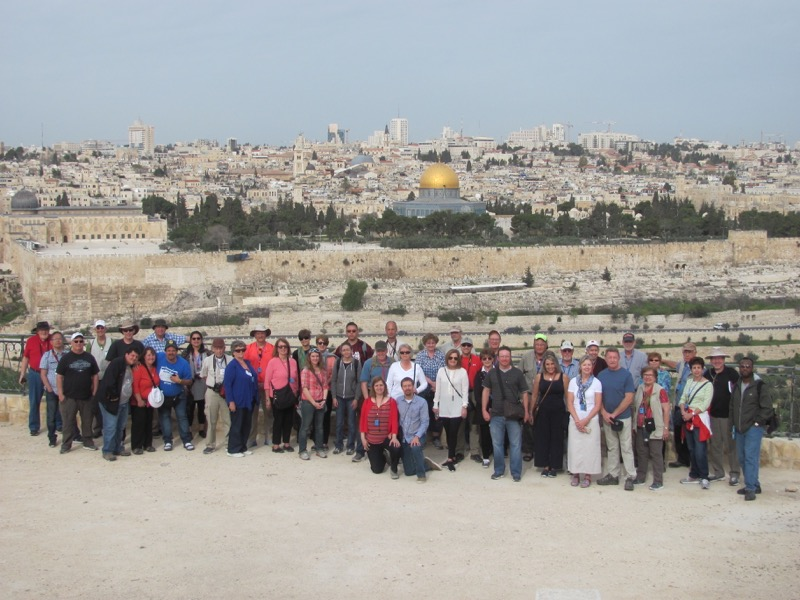 Another Great Israel Tour