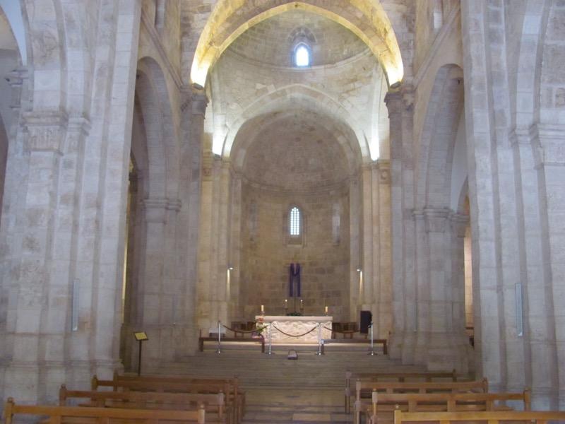 st annes church jerusalem