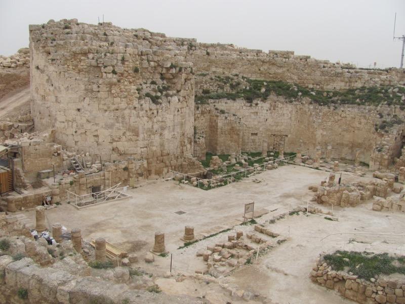 herodium ruins