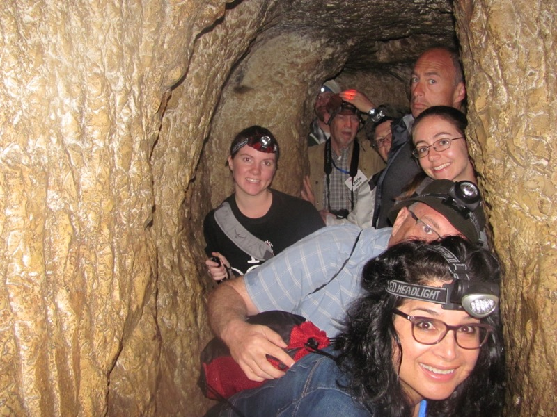 hezekiah's tunnel jerusalem