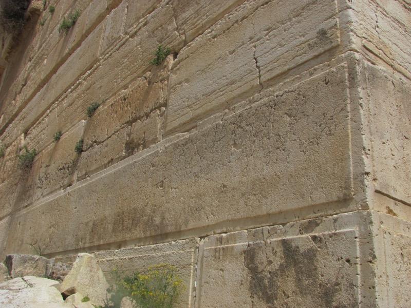 corner of temple jerusalem