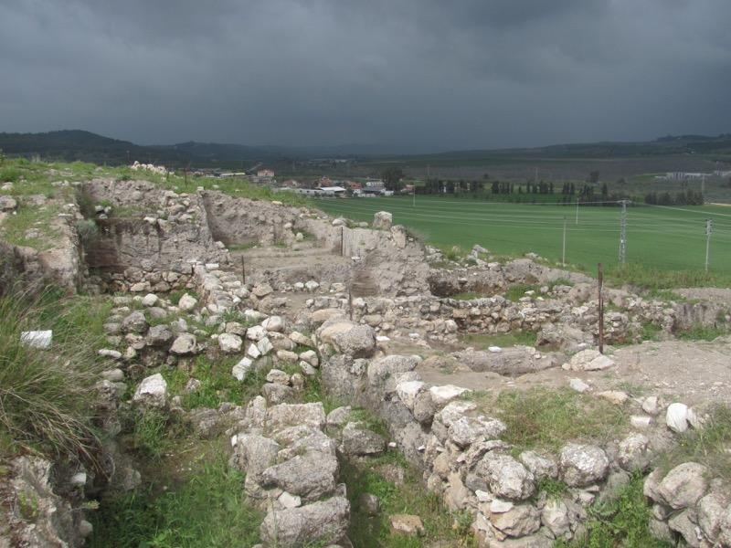 beth shemesh ancient walls