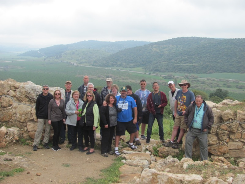 March 2016 Israel Tour – Day 11