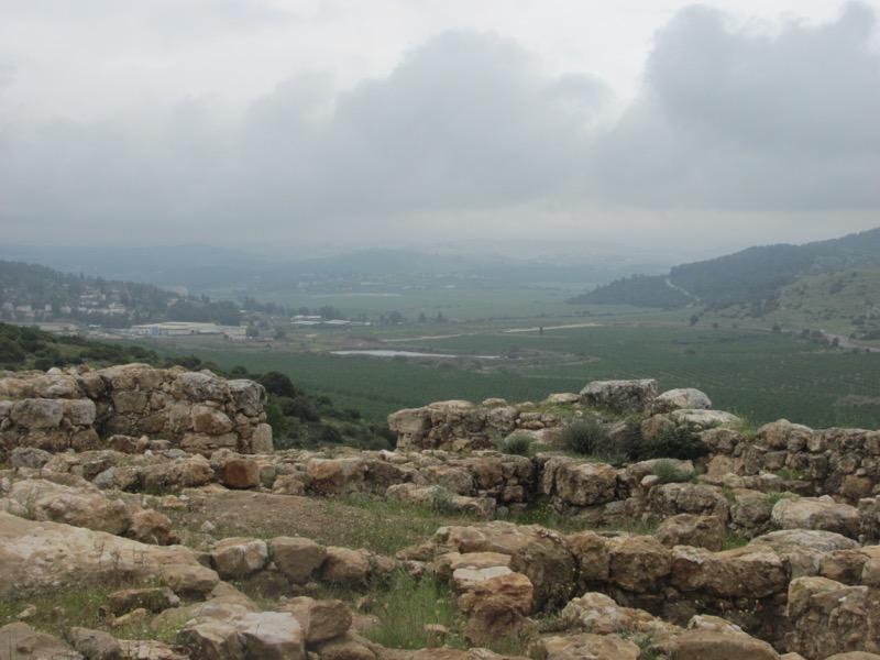 qeiyafa gate elah valley