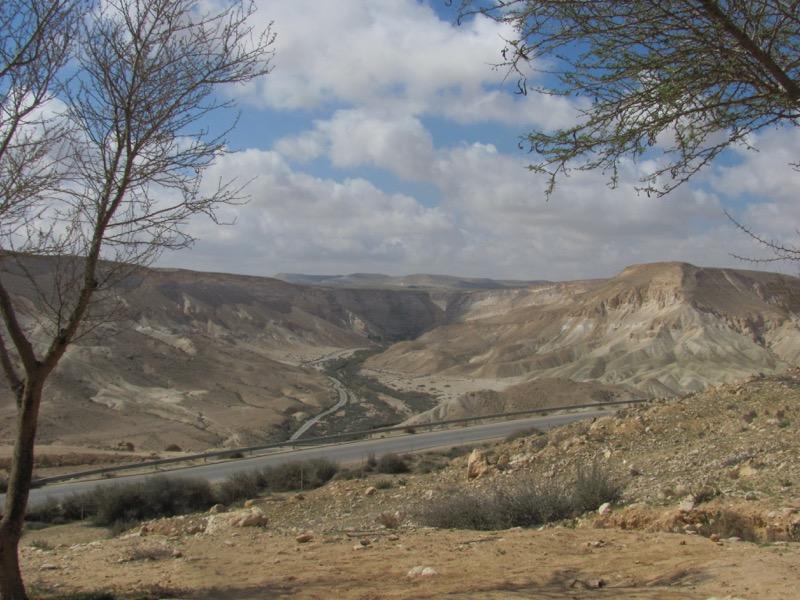 wadi zin israel