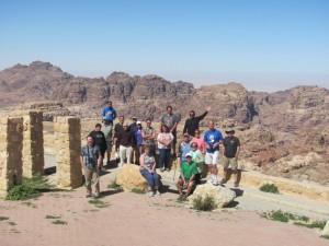 Overlookin Petra