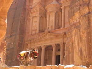 "The ""Treasury"" Tomb at Petra"