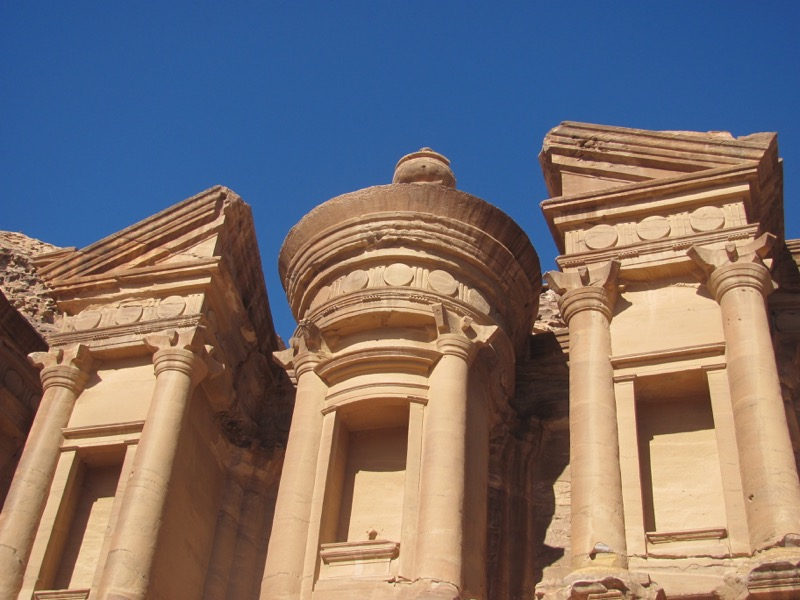 monastery tomb