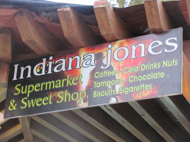 indiana jones shop petra