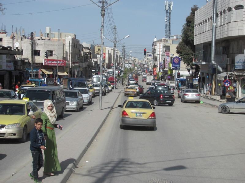 medeba jordan street