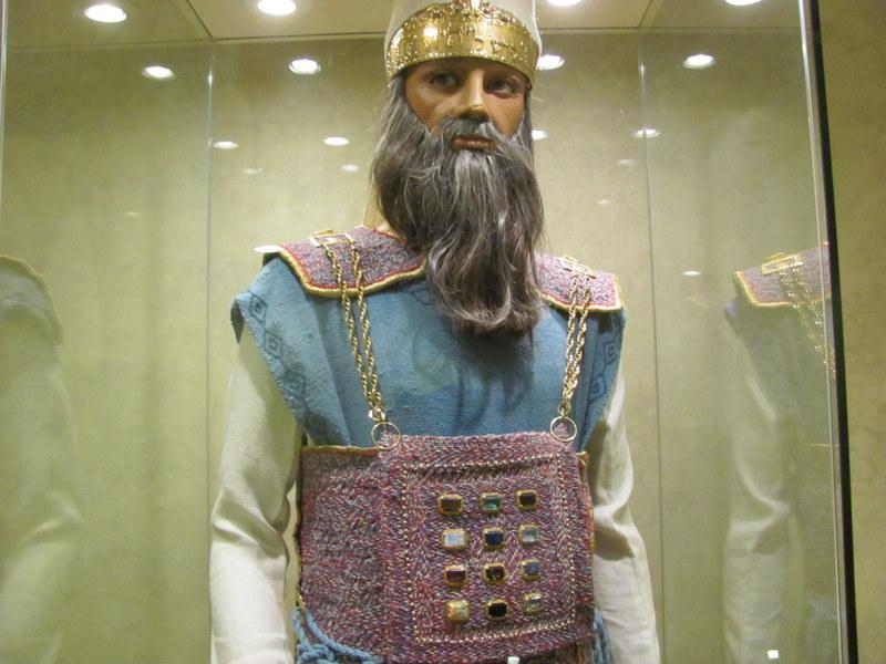 high priest garments