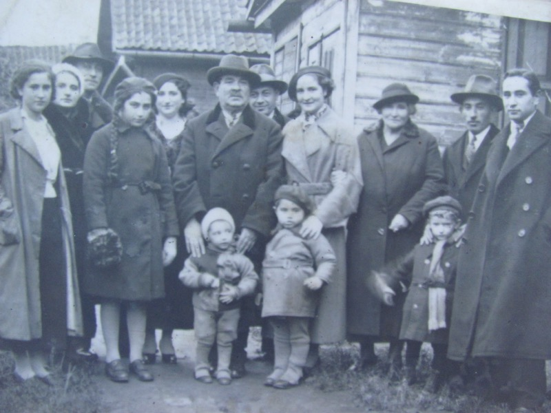 shlomo family vilna poland