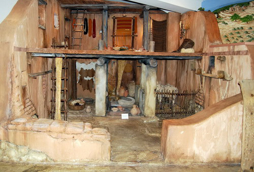 The Four Room Israelite House Biblical Israel Tours