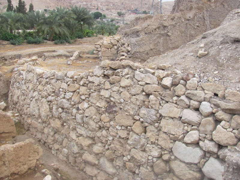 jericho ancient walls