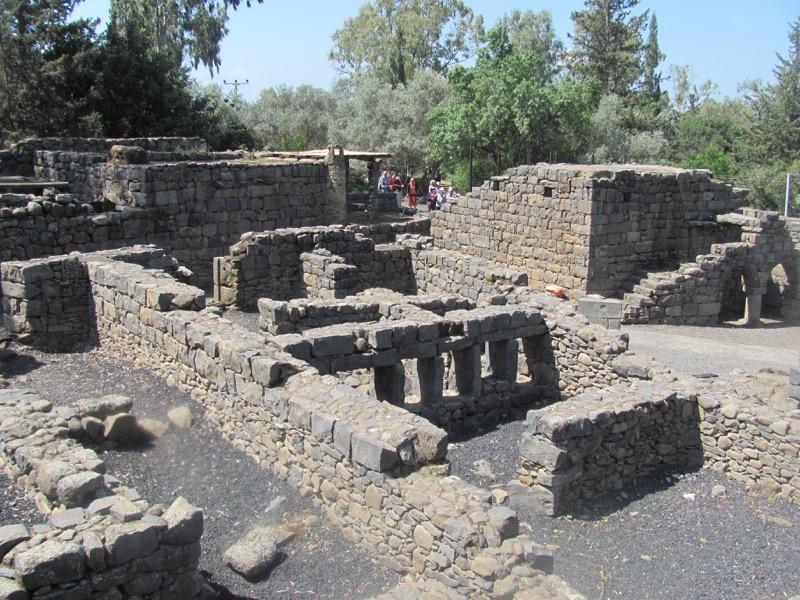 katzrin ancient village