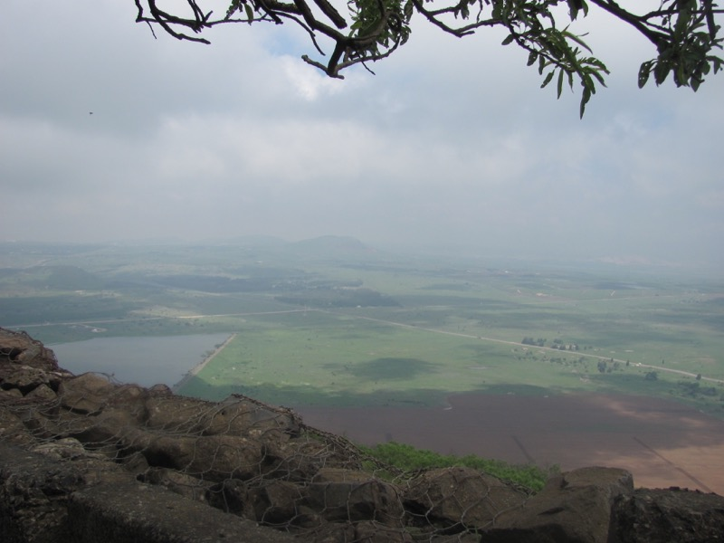 bental view of syria