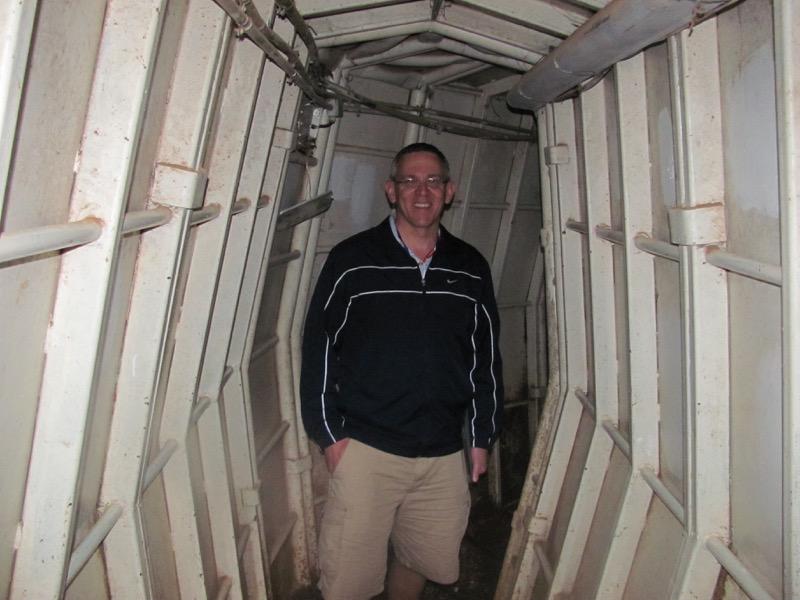 bental military bunker