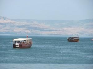 Sea of Galilee-Tiberias-Israel