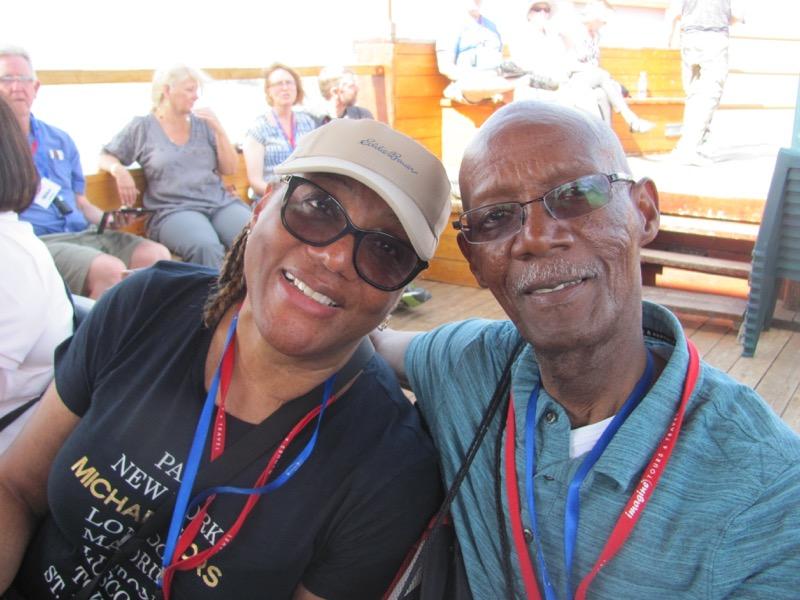 sea of galilee boat ride April 2016