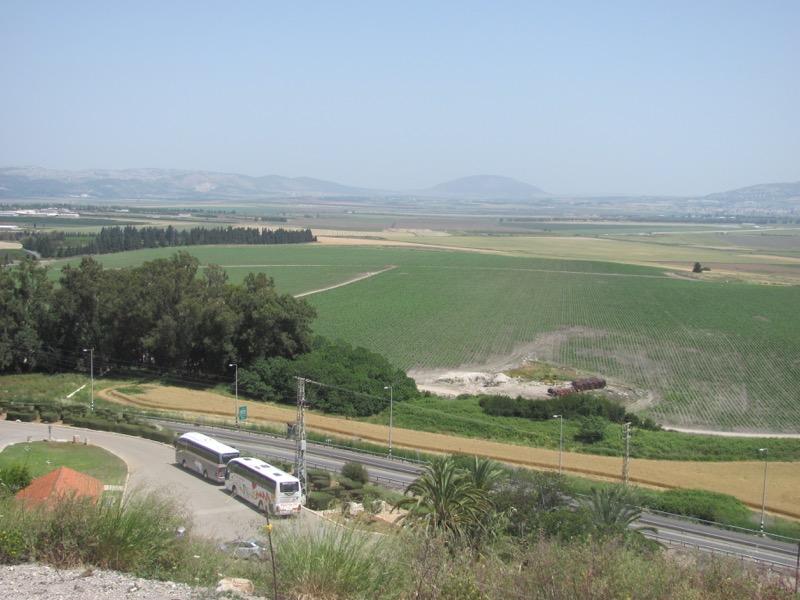 valley of armegeddon