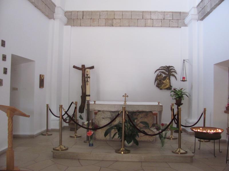 muhraqa chapel mt carmel