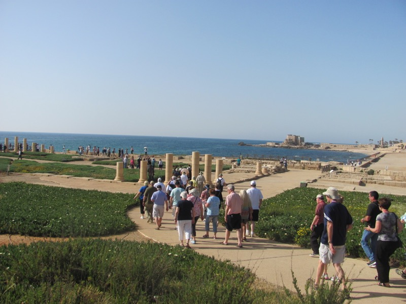 palace of herod caesarea