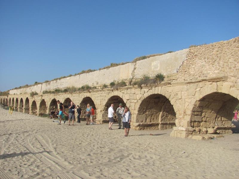aquaduct caesarea