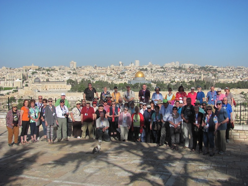 jerusalem mt of olives