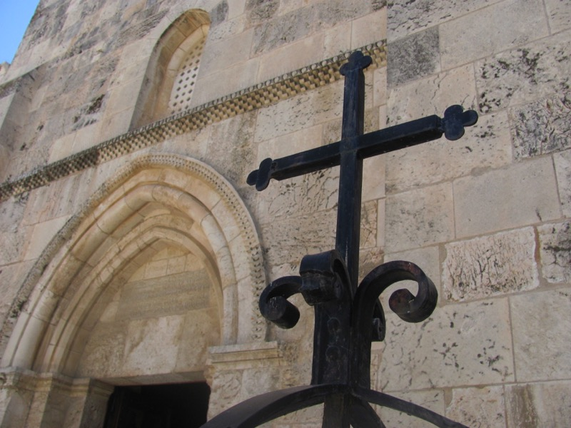 st anne's church jerusalem
