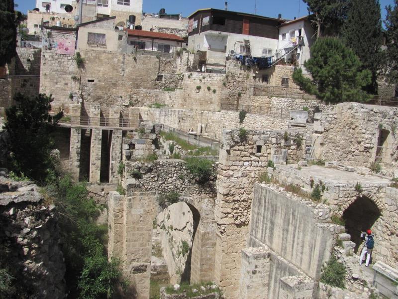pool of bethesda jerusalem