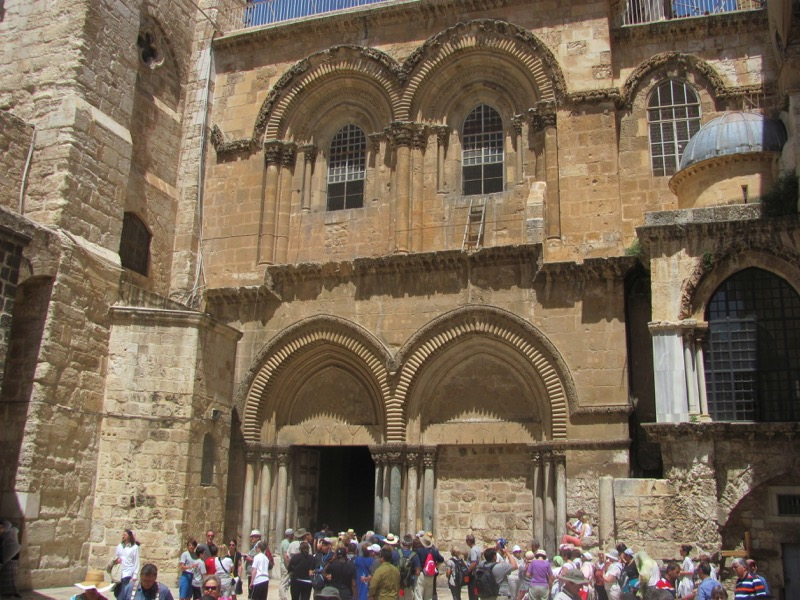 holy sepulcher church