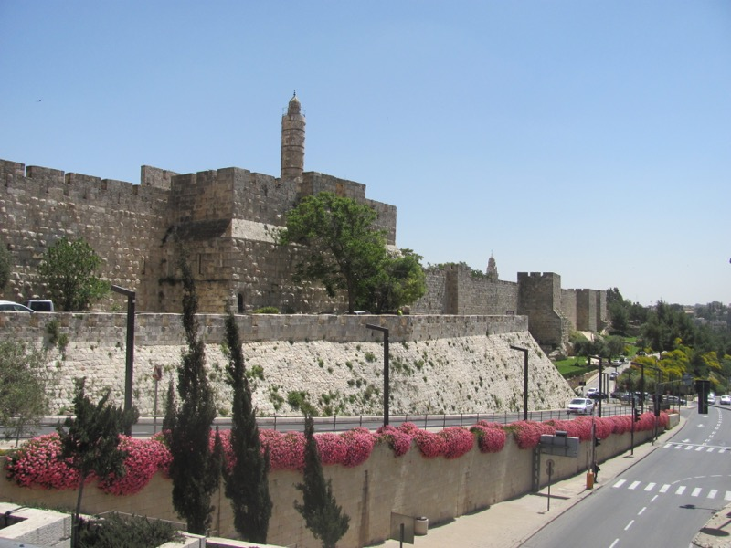 jaffa gate david's citadel