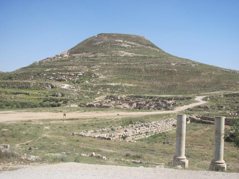 herodium place of herod's tomb