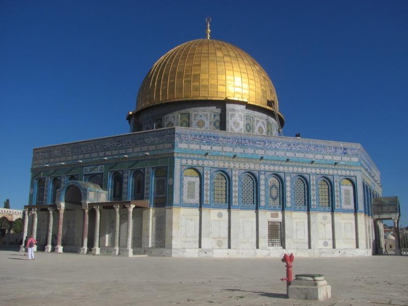 dome of rock jerusalem